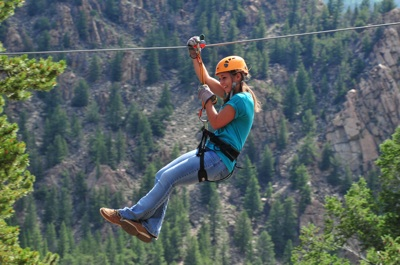 Zip Line Adventure Colorado